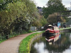 Photo of Moored Barge