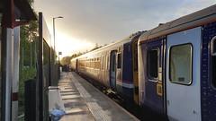 Photo of Arriva Rail North 156447 / 155341. 1D99 1936 Leeds - Man Vic via Bradford. Bramley. 4th May 2019