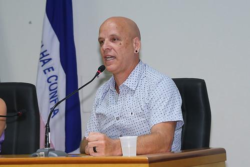 Comemoração aos 50 anos da regulamentação da fisioterapia e terapia ocupacional no Espírito Santo - Sidney Parrera - 14.10.2019