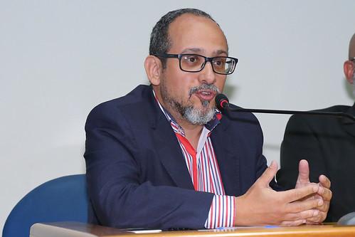 Comemoração aos 50 anos da regulamentação da fisioterapia e terapia ocupacional no Espírito Santo - Alexandre Vaz de Castro - 14.10.2019