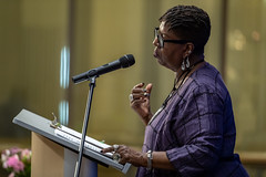 New York Times bestselling author Nikki Grimes (Howard County Library System) Tags: author hcls howardcountylibrarysystem library maryland millerbranch newyorktimesbestsellingauthor nikkigrimes poet