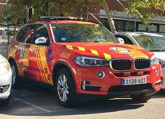 Vehículo de Mando · Emergencias Madrid (11789_) Tags: samur protección civil bomberos emergencias madrid 112 españa