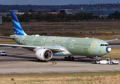 F-WWYC Airbus A330 Neo Garuda (@Eurospot) Tags: lfbo toulouse blagnac pkghf fwwyc airbus a330 neo garuda 1948