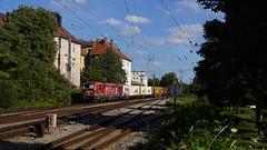 "193 555 ,,Offroad"" / TXL - München Süd (lukasrothmann) Tags: bayern oberbayern münchen trains zug lok alphatrains 555 offroad 193 klv süd ms vectron siemens train txl txlogistik tx"