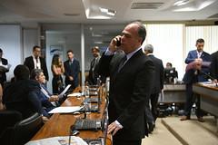 CAE - Comissão de Assuntos Econômicos (Senado Federal) Tags: cae reuniãodeliberativa pl54782019 arrecadação présal senadorfernandobezerracoelhomdbpe celular smartphone brasília df brasil