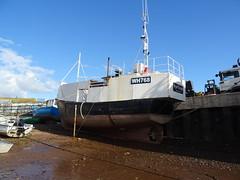 M.F.V Royal Escape (WH 768) Vivier Crabber (IMO: 9247481) Callsign: MYLA2 (guyfogwill) Tags: 2019 abp associatedbritishports backbeach bateau bateaux boat boats coastal coastline devon docks dschx60 england europe flicker fogwill gb gbtnm gbr greatbritan guy guyfogwill harbour imo9247481 marine maritime mmsi235031461 nautical october plage port river riverteign royalescape sony southwest teignestuary teignbridge teignmouth teignmouthapproaches theshaldives tq14 uk unitedkingdom vessel wh768 photo interesting absorbing engrossing fascinating riveting gripping compelling compulsive beach vacances water sea ocean