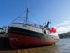 LA VAGABONDE DES MER: (MMSI: 232004735)  (J612) vivier-crabber, Call Sign:  MJGR3 (guyfogwill) Tags: 2019 abp bateau bateaux boat bouys coastal coastline devon docks dschx60 england europe flicker fogwill gb gbtnm gbr greatbritan guy guyfogwill harbour j612 lavagabondedesmers marine mjgr3 mmsi232004735 nautical october river riverteign teignmouth teignmouthapproaches theshaldives tq14 uk unitedkingdom vessel photo interesting absorbing engrossing fascinating riveting gripping compelling compulsive beach vacances water plage sea ocean