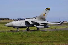 (scobie56) Tags: panavia tornado f3 ze164 ho 111 squadron raf leuchars fife scotland