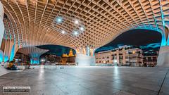 Sevilla (Johnny0101) Tags: spanien johnny0101 longexposure parasol metropolparasol plazadeespaña