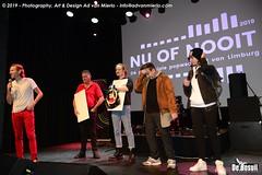 2019 Bosuil-Nu of Nooit Voorronde 3-Prijsuitreiking 1