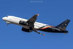 Airbus A320-233 G-POWK Titan Airways (msd_aviation) Tags: a320 a320200 airbus airbusa320 titan titanairways jet2 jet2holidays reus reusairport lers reu gpowk landing takeoff aviation planespotter spotting planespotting