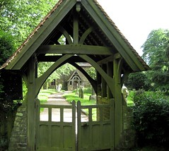 Photo of At the Outer Gate | Pictures of a Church Building
