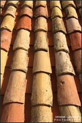 Tiles (graeme cameron photography) Tags: dubrovnik croatia roof tiles