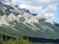 Spectacular Kananaskis valley (annkelliott) Tags: alberta canada kananaskis kcountry nature landscape scenery valley spectacular breathtaking mountain mountainside mountainslope peak forest tree trees rock erosion outdoor summer 5september2019 canon sx60 canonsx60 annkelliott anneelliott