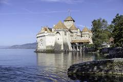 Chateaux de Chillon (_aires_) Tags: aires iris castle shore lake lakegeneva architecture landscape canoneos5dmarkiv montreux cantonofvaud switzerland chateaux canonef24105mmf4lisusm