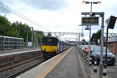 Photo of Scotrail Class 318 318256 - Motherwell