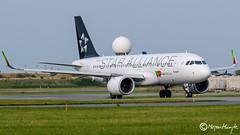 TAP - Air Portugal, Airbus A320-251N, CS-TVF, 9088, Star Alliance, October 15, 2019-2 (mhoejte) Tags: copenhagenairport ekch cph airbusneo