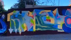 Desembre BSA037. (Joanbrebo) Tags: grafitis murales murals pintadas streetart iphone365 iphonex barcelona elclot