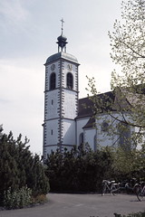 1992-04-28 Kreuzlingen (beranekp) Tags: switzerland swiss suisse schweiz kreuzlingen kostel kirche church old alt history