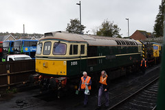 D6515 (hugh llewelyn) Tags: swanagerailway class33