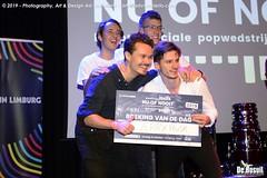 2019 Bosuil-Nu of Nooit Voorronde 3-Prijsuitreiking 4-Boeking van de dag Jerry Husk