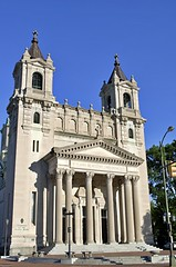 If Ye Love Me (pjpink) Tags: church cathedral cathedralofthesacredheart sacredheart architecture vcu fandistrict thefan rva richmond virginia may 2019 spring pjpink 2catswithcameras