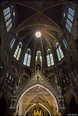 Votivkirche in Vienna - IZE_1755 (Zachi Evenor) Tags: zachievenor gothic votivkirche vienna austria gothicarchitecture church 20141022 גותיקה אדריכלותגותית פוטיפקירכה ווטיפקירכה וינה אוסטריה כנסייה כנסיה