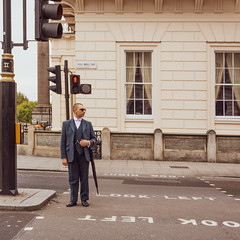 Minister for Time Travel (DobingDesign) Tags: streetphotography pallmall suitedandbooted oldfashioned smart tailored posing london londonstreets londonpeople people citylife crossing pedestrian waitingtocross centrallondon candid waistcoatchain threepiecesuit gentleman