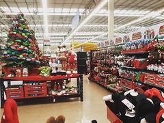Navidad has arrived early at the Quetzaltenango, Guatemala Wal-Mart. . . . #travel #digitalnomad #Guatemala #Xela (Doug Murray (borderfilms)) Tags: navidad has arrived early quetzaltenango guatemala walmart travel digitalnomad xela