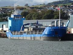 AAVA VG (IMO: 9179361) AIS Vessel Type: Cargo Call Sign: 5BDM4 (MMSI: 212308000)  Meriaura Ltd, Finland (guyfogwill) Tags: 2019 aavavg abp associatedbritishports bateau bateaux boat boats cargoboat cargoship cargovessel coastal coastline devon docks dschx60 england europe flicker fogwill gb gbtnm gbr greatbritan guy guyfogwill harbour imo9179361 marine merchantship merchantvessel mmsi212308000 nautical october river riverteign sony southwest teignestuary teignbridge teignmouth teignmouthapproaches theshaldives tq14 uk unitedkingdom vessel photo interesting absorbing engrossing fascinating riveting gripping compelling compulsive beach vacances water plage sea ocean