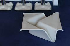 Coffee table Kappa ... (bb...60s...70s) Tags: fiarm cesare leonardi franca stagi 60s 70s 1970 sixties seventies plastic design space age white plastik kunststoff 60er 70er tisch couchtisch weis möbel furniture
