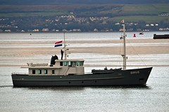 Sirius (Zak355) Tags: rothesay isleofbute bute scotland scottish sirius boat dutch ship vessel shipping riverclyde