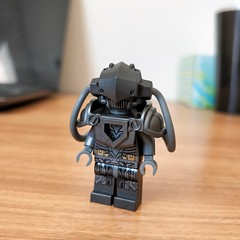Odds and Ends #2 (th_squirrel) Tags: lego minifig minifigure alien scifi