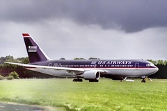 US AIRWAYS B767 N648US (Adrian.Kissane) Tags: n648us 23900 2004 b767 shannonairport shannon usair