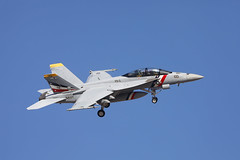 USN F/A-18F Super Hornet VFA-2 (kevinclarke1969) Tags: fa18f super hornet cag usn navy vfa2 bounty hunters