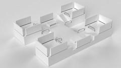 White 2 E2 (Kendra Zaurak) Tags: fanatik store building second life mesh kendra zaurak funatik resident