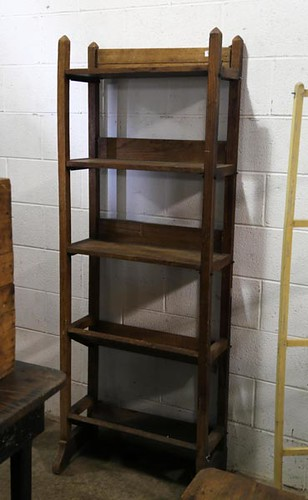 Oak country store shelf ($291.20)