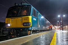 New (ish) kid on the block (Matty JC) Tags: class92 crewetrainstation caledoniansleeper sleepertrain wcml trains serco crewe uktrains