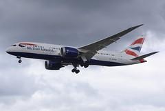 British Airways Boeing 787-8 G-ZBJM (josh83680) Tags: heathrowairport heathrow airport egll lhr gzbjm boeing boeing7878 7878 boeing787 787 dreamliner dream liner britishairways british airways
