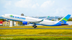 Air Caraibes A330-300 F-HPTP departing Paris Orly back to Fort-de-France, Martinique.  Quite a dirty A333, i must say lol, but still beautiful  6.10.19 (Yazn Achtar) Tags: subhanallah beautiful beautifulshot beauty beautifulsky beautifulphoto beautifullivery photographyatitsbest planespotter planespotting photography photooftheday planes photograhyatitsbest nikonphotography aircaraibes fortdefrance parisorly beautifullight airbus a333 a330 330 orly france salam