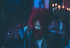 Lady Door - Neverwhere - cosplay || Gloomy Ball (tarengil) Tags: neverwhere neilgaiman cosplay bjd balljointeddoll abjd bjdphotography zaoll zaolluv dollmore doll red redhair rei reitoei girl instabjd bjdphoto dress underground blue ball gloomy mysterious mystery magic autumn fire candlestick dolls