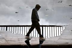 Puddle Reflection.... (markwilkins64) Tags: reflection puddle puddlereflection street streetphotography creative railing pavement london southbank southwark markwilkins inverted invertedimage cof081 cofo81cott cof081lep cof081dmnq cof081mire cofo81unic cof081holl cof081mari cof081nico