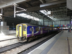 150226 Leeds (Beer today, red wine tomorrow.....) Tags: class150 dmu