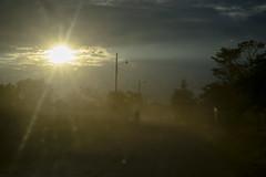 Dusty Road (RazaVerde.com) Tags: costa rica tropics central america travel sunset mood