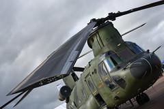 RIAT 2019, Royal Netherlands Air Force Boeing CH-47D Chinook (Sean Sweeney, UK) Tags: riat2019 riat 2019 royal international air tatoo planes aircraft aishow uk nikon dslr airplane raf fairford riat19 riat19 airtattoo netherlands force boeing ch47d ch47 chinook d750