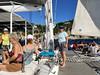 Katamaran trip (piotr_szymanek) Tags: katamaran outdoor water sea marzka lloret lloretdemar costabrava 1k 20f 5k
