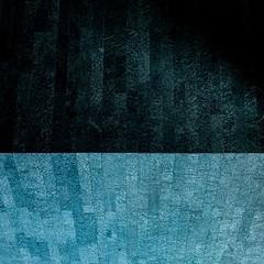 The Dark Side (gibelgraphics) Tags: astratto astrazione metà scuto chiaro coloreq ombra ciano