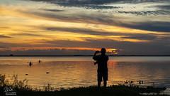 Sunset over Lake Washington (Michael Seeley) Tags: florida lakewashington melbourne michaelseeley sunset mikeseeley