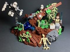 Dark Times [Order 66] Application (EMazingbrix) Tags: lego starwars moc battle build order66 emazingbrix youtube instagram vignette