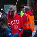 Jesse Sharkey President Chicago Teachers Union Chicago Teachers Union Rally 10-14-19_3805